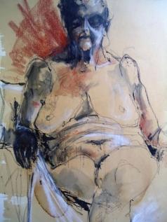 Nude Study #4